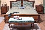 Dubové postele