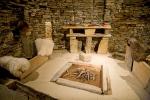 Prehistorický kamenný nábytek